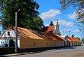 Zespół budynków cmentarnych, 1773 kaplica p.w. św. Jakuba, 1799; kolumbarium; dom braci szpitalnych Hwsnajper.JPG