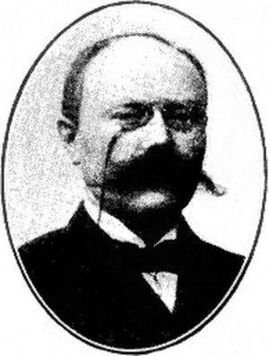 Karl Vilhelm Zetterstéen - Image: Zettersteen
