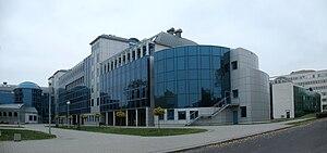 University of Zielona Góra - Campus A building