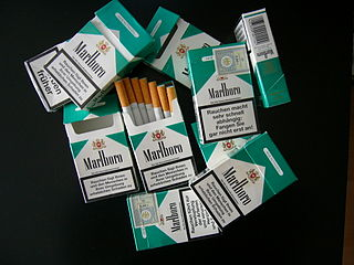 Flavored tobacco Tobacco product with added flavorings