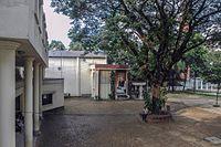 Zilla Shilpakala Academy, Chittagong, sorth exposure (01).jpg