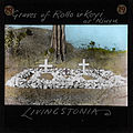 """Graves of Rollo and Koyi at Njuyu, Livingstonia"", Malawi, ca.1895 (imp-cswc-GB-237-CSWC47-LS3-1-029).jpg"