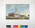 """""""Second Presbyterian Church"""" Published and Lithographed By J. C. Wild At The Missouri Republican Offic (sic).jpg"""
