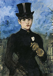 'Summer' or 'The Amazon', by Edouard Manet.jpg