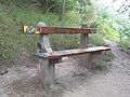 'crazypad' bench, 2020 Salgótarján.jpg