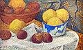 (Albi) Pommes et écuelle bleu (1922) - Paul Sérusier MTL.inv.393.jpg