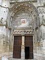 Église de chaumont en vexin portail 1.JPG