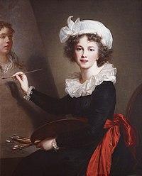 Élisabeth Louise Vigée Le Brun (1755-1842) - Self Portrait - 851782 - National Trust.jpg