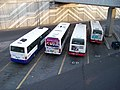 Černý Most, autobusy.jpg