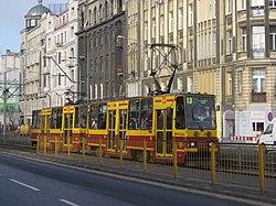 Łódź, tramvaj