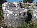 Ο ναός του Δία στην αρχαία Στράτο 02.jpg