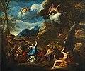 Аполлон и Артемида, убивающие детей Ниобы.jpg