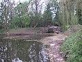 """Водоспад ,,Черепаха""""-парк ,,Олександрія"""".JPG"""