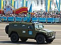 ГАЗ-2330 Тигр на военном параде в Астане 7 мая 2015 года.JPG