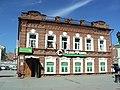 Двухэтажный дом на улице Вайнера..JPG