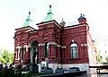 Дом, в котором помещался штаб обороны Царицына, Волгоград.jpg