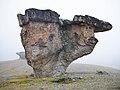 Каменный гриб, северный склон.jpg