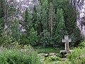 Камень Писаный и каменный Крест на месте рождения Никиты Демидова.jpg
