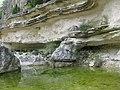 Каньона на р. Сапдере, Вкаменена гора.jpg