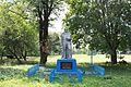 Пам'ятний знак воїнам-землякам, які загинули в роки Другої світової війни, село Джурин.jpg