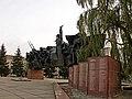 Пам'ятник 2164 воїнам – односельчанам, загиблим на фронтах ВВВ DSCF5622.JPG