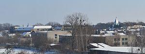 Liuboml - Skyline of Liuboml