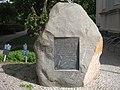 Потсдам, камень около старой Ратуши. - panoramio.jpg