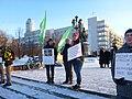 Сергей Зыков и Роман Качанов на пикете Стратегии 6 в Екатеринбурге 6 января 2020 года.jpg