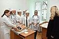 ТДМУ - Центр симуляційного навчання – Візит Уляни Супрун - 17119307.jpg