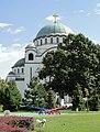 Храм Светог Саве, Београд (Cathedral of Saint Sava) - panoramio (3).jpg