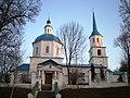 Храм в честь Ти́хвинской ико́ны Бо́жией Ма́тери («Тихвинская церковь»).jpg