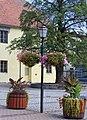Цесис (Латвия) Площадь роз (фрагмент) - panoramio.jpg