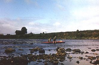 Riffle - Riffle on the Onega River