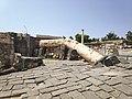 תוצאות רעידת האדמה במאה ה8 לספירה בעיר (2).jpg