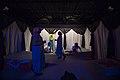 نمایش مذهبی بگو حرام محصول گروه تئاتر طراوت در قم به روی صحنه رفت taravat theater group - qom city- Iran Country 16.jpg