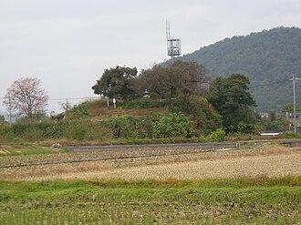 Soga no Kurayamada no Ishikawa no Maro - Tomb said to be that of Soga no Kurayamada no Ishikawa no Maro in Kakamigahara, Gifu Prefecture (Municipal Historic Site)