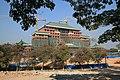华南农业大学,兴建中的行政办公大楼c - panoramio.jpg