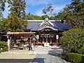 堺市中区上之 陶荒田神社拝殿 Sue-arata-jinja 2012.12.14 - panoramio.jpg