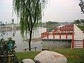 安徽省巢湖市含山县-水景公园景色 - panoramio.jpg