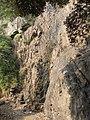 岩雅山风景区里的瀑布 - panoramio.jpg
