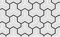 日本の伝統文様における代表例<毘沙門亀甲2>.jpg