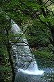 柱戸不動滝, the Fudo falls on Hashirato river - panoramio.jpg