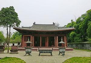 Meishan - Bao'en Temple, Meishan