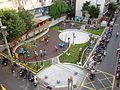鳥瞰中興社區公園20110727.JPG