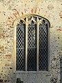 -2020-11-06 Window, south facing elevation, St Bartholomew's, Hanworth, Norfolk (3).JPG