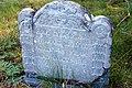 004-Israel Leavitt (d. Dec 26, 1696) grave, Hingham Center Cemetery, Hingham, Plymouth Co., MA.jpg