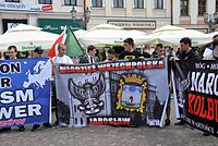 02014. Nationale Bewegung - Polen