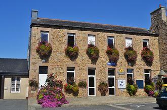 Camlez - The town hall of Camlez