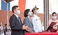 04.13 總統出席「海軍新型兩棲船塢運輸艦命名暨下水典禮」 - Flickr id 51113695265.jpg
