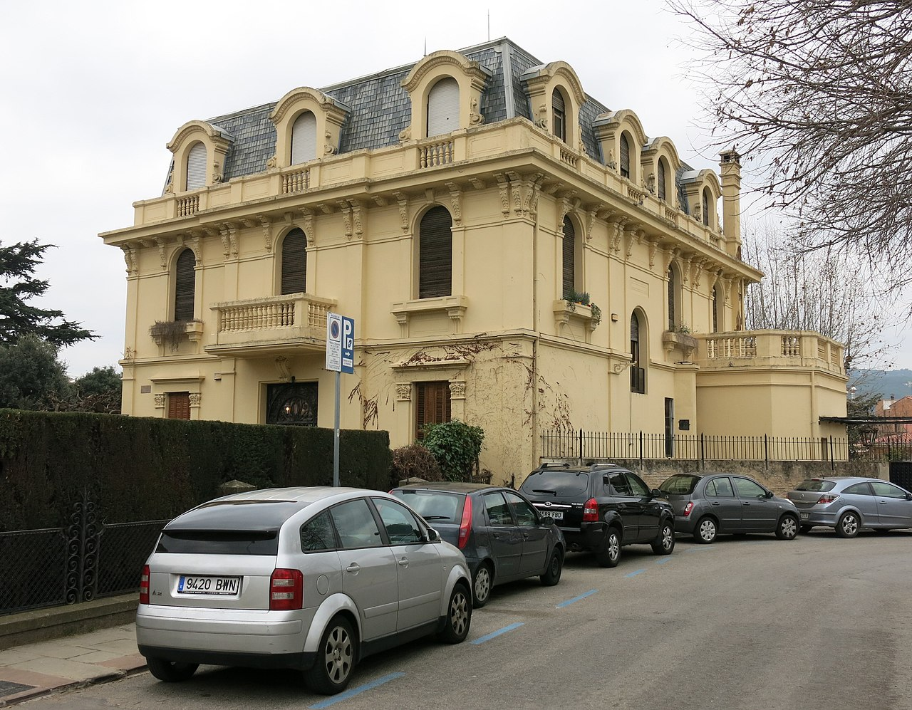 File 061 casa ramos pl silenci la garriga jpg wikimedia commons - Casa la garriga ...